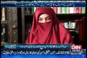 What Was Your Feeling When You Heard Zaid Hamid Is Coming Back.. Tayyaba Zaid Answers