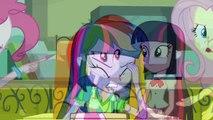 MLP Equestria Girls - Rainbow Rocks - Rainbow Rocks Music Video