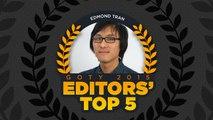 Edmond Tran's Top 5 Games of 2015