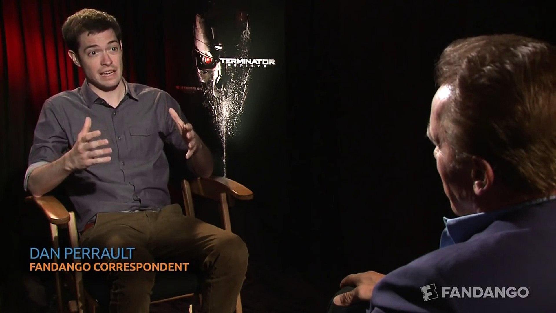 Terminator Genisys Interview HD | Celebrity Interviews | FandangoMovies