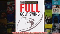 The Full Golf Swing Sequence of Power