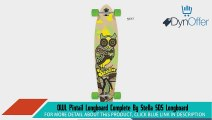 OWL Pintail Longboard Complete By Stella SDS Longboard Skateboards Sports and Outdoors