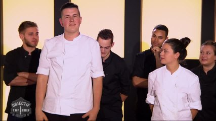 Charles remporte Objectif Top Chef !