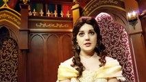 Belle's daughter in Descendants  Disneyland!