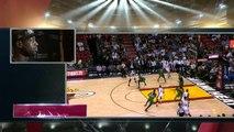 Dwayne Wade On Kobe Bryant | November 30, 2015 | NBA 2015-16 Season
