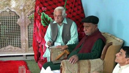 01 of 04 - Natiya Mushaira (Eid Milad un Nabi) dated 27 December 2015