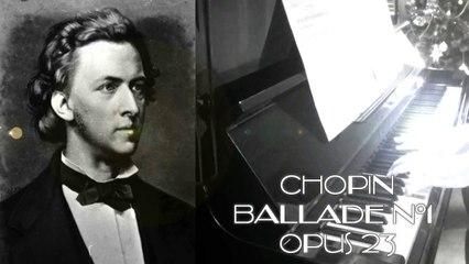 Chopin - Ballade n°1 Opus 23 - BO The Pianist