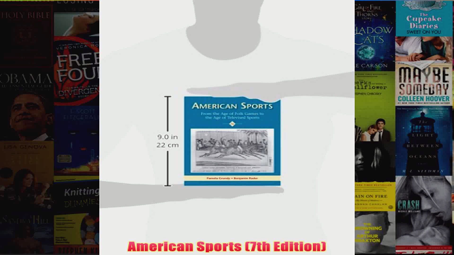 American Sports 7th Edition