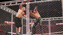 John Cena Vs Seth Rollins (Steel Cage Match) WWE RAW 12_15_2014 - Brock Lesnar Returns-Dailymotion