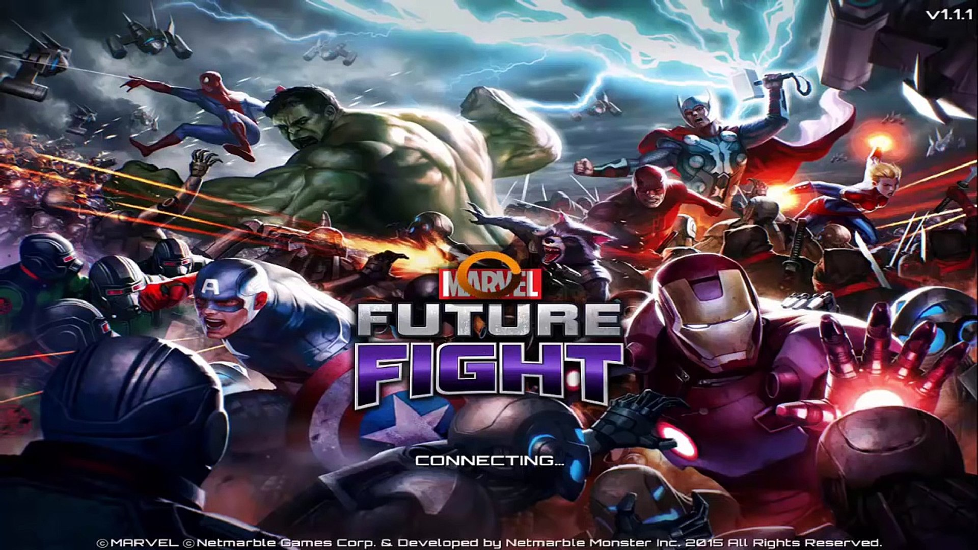 Marvel Future Fight Gameplay Video Dailymotion
