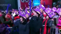2016 Times Square Ball Drop - Times Square  New Years Eve 2016