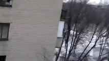 Краматорск: обстрел аэропорта 10.02.2015
