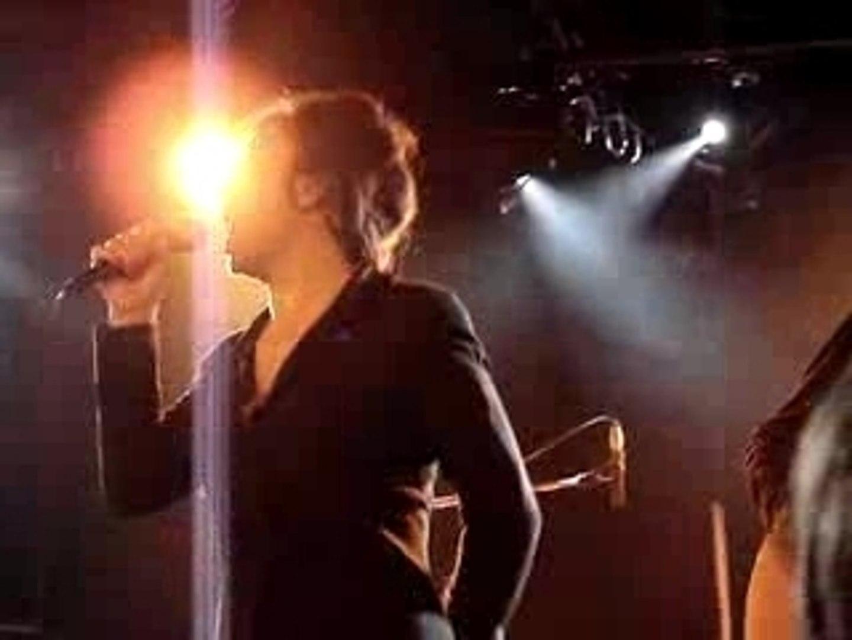 Rita Mitsouko - Chanson d'A [live à la Boule Noire]