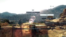 """METAL GEAR SOLID V: THE PHANTOM PAIN - Mission#40 """"[EXTREME] CLOAKED IN SILENCE"""" - S Rank Play"""
