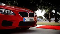 The new BMW M6 Coupé and Convertible 2012