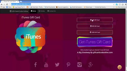 Free iTunes Gift Cards Codes No Surveys 2019 - Give Me Gift