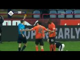 Red Card Guy Demel - Scotland Premiership - 02.01.2016, Dundee FC 2-1 Dundee United