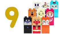 アンパンマンおもちゃアニメ いっしょに数字をかぞえよう PPCandy Channel Anpanman Toy Anime Count the Number