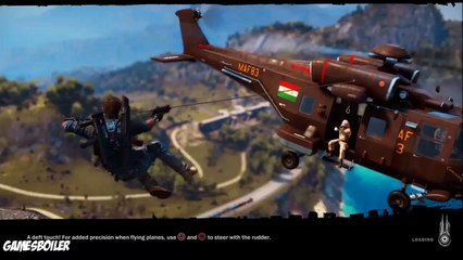 Just Cause 3 Walkthrough Part 8 ''The Secret Of  VIS Electra'' Story Gameplay