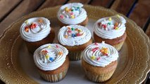 Vanilla Cupcakes | Cupcake With Frosting | Beat Batter Bake With Priyanka
