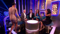 The Judges react to tonights result | Live Results Wk 8 | Xtra Factor | The X Factor UK 2