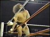 Bruiser Brody vs Crusher Blackwell