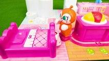 アンパンマンおもちゃアニメ ドキンちゃんのわくわくデート PPCandy Channel Anpanman Toy Anime