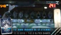 2010 FFC BMX - INDOOR - SAINT ETIENNE - St-etienne-2010-demi2-elites-dames