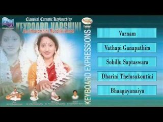 Keyboard Varshini Vol.1