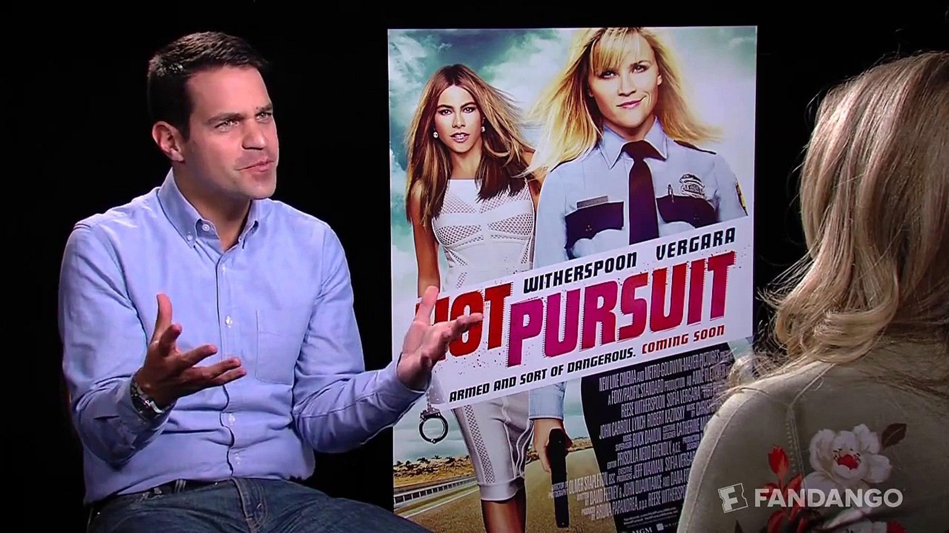 Hot Pursuit Interview HD | Celebrity Interviews | FandangoMovies