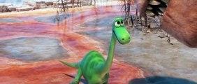 The Good Dinosaur Official Spanish Language Teaser Trailer #1 (2015) Pixar Movie HD