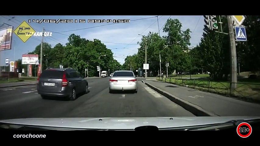 Car Crash Compilation June 2015 Part 13 - 2016