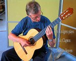 32. Eric Clapton- Tears in Heaven on Classical guitar