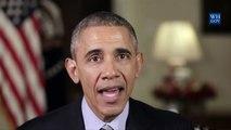 2016 : Barack Obama promet de s'attaquer aux violences par armes à feu