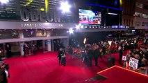 The Hunger Games Mockingjay Part 2 UK Premiere - Jennifer Lawrence, Josh Hutcherson, Liam
