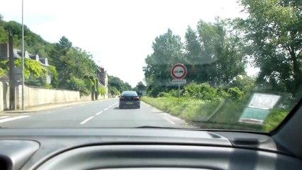 Sur la route d'Indre-et-Loire