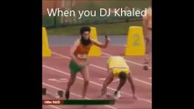 When All you Do is Win ! *FUnny* DJ KHaled