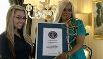 The world's longest nails (Guinness World Record)