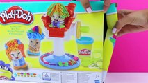 Play Doh Crazy Cuts Hair Designer Family Pack! Play Doh Style Hair Toys