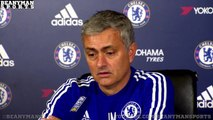 Jose Mourinho Embarrassed by Chelsea Fans Support