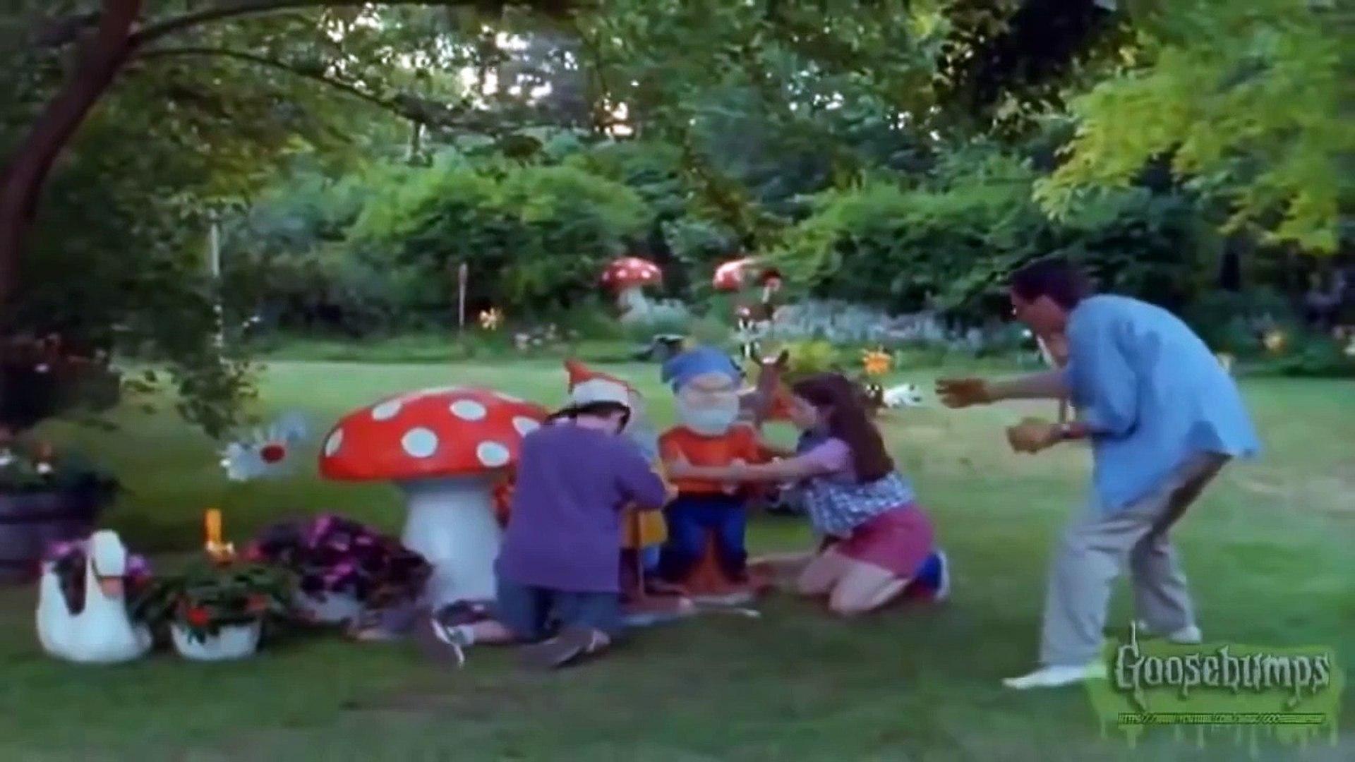 Goosebumps Revenge of the Lawn Gnomes 2015 New HD