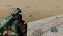 """METAL GEAR SOLID V: THE PHANTOM PAIN - Mission#42 """"[EXTREME] METALLIC ARCHAEA"""" - S Rank Play"""