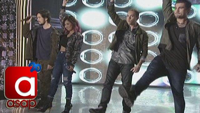 ASAP: Rico, Yeng, Jason and Bradley give Adele's 'Hello' a twist