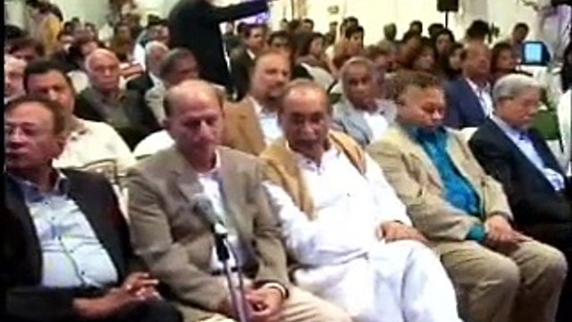 Part-1: Quaid-e-Tehreek Altaf Hussain address to gathering of Engineers & Professionals organized by DCRC