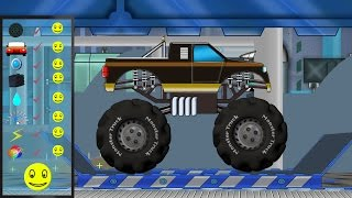 Monster Truck   Monster Truck Repair   Car Garage   Car Repair