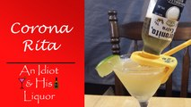 CoronaRita Cocktail - Like a Margarita mixed with a Corona. The Perfect Summer Time Drink!