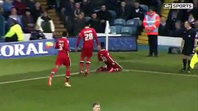 Leeds United Milton Keynes Dons Championship Highlights January