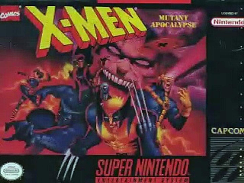 Bass Cover Xmen Mutant Apocalypse Boss Omega Red And Juggernaut  Snintendo