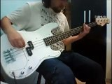 Black Sabbath ST.VITUS DANCE Bass Guitar Cover