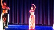 Danse Fusion Oriental Flamenco Orientale HayaTDine-Danse
